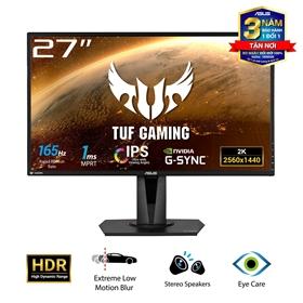 Màn hình HDR chuyên game TUF Gaming VG27AQ – 27 inch WQHD (2560x1440), IPS