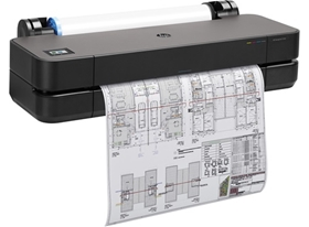 Máy In HP DesignJet T250 24-in Printer (5HB06A)