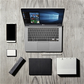 Laptop LG Gram 14Z980-G.AH52A5 (14